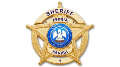 Photo of Iberia Parish Sheriff Reallocates More Than 300 Face Shields To Iberia Medical Center