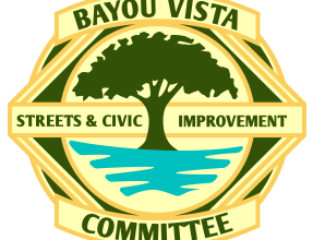 Photo of Bayou Vista Streets and Civic Improvement Committee Agenda for July 28, 2020 Meeting