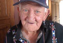 "Photo of Vernon Joseph ""Blue"" Robin Sr."