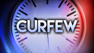 Photo of Curfew in Effect Certain Areas in Terrebonne Parish