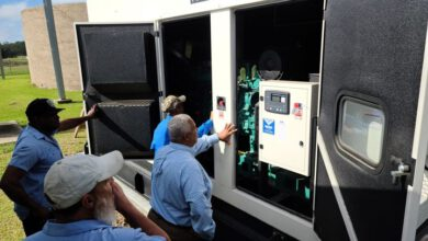 Photo of City of Franklin Receives New Generator
